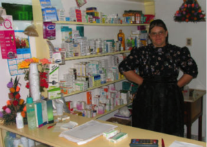 In Latin America, many Low German speaking families access formal health services only when home remedies or their community's lay practitioners are unable to resolve a medical issue.
